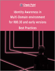 Check Point Identitty Awareness for Multi-Domain