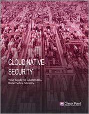Cloud Native Security tile image