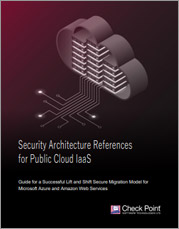Security Architecture Reference Guide for Public Cloud IaaS