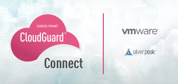 CloudGuard Connect logo on tile with partners