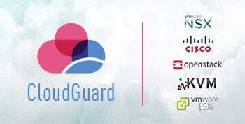 CloudGuard Private Cloud partner icons tile