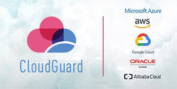 CloudGuard Public Cloud partner icons tile