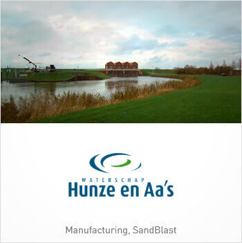 Tile image of Customer Hunze en Aa