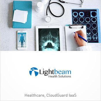 Tile image of Customer Lightbeam