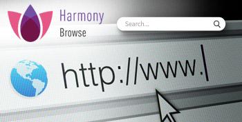 Immagine del riquadro di Harmony Browse