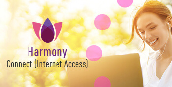 Harmony Connect Internet Access tile image