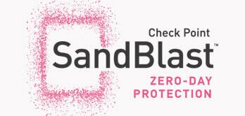 Check Point Sandblast Zero-Day Protection tile