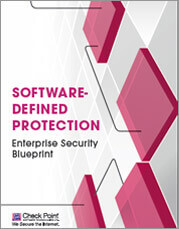 Sceencapture of Check Point Software-Defined Protection: Enterprise Security Blueprint