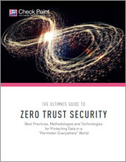 Ultimate Guide to Zero Trust Security document thumbnail image