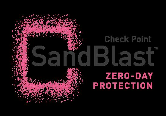 SandBlast Zero-Day Protectionのロゴ